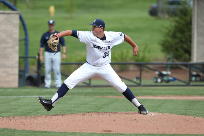 Xavier's Zac Lowther becomes highest MLB Draft pick in school history