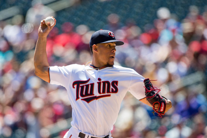 Berrios logs career-best; Murphy continues to throw down law on former team and Cabrera's walk-off bomb