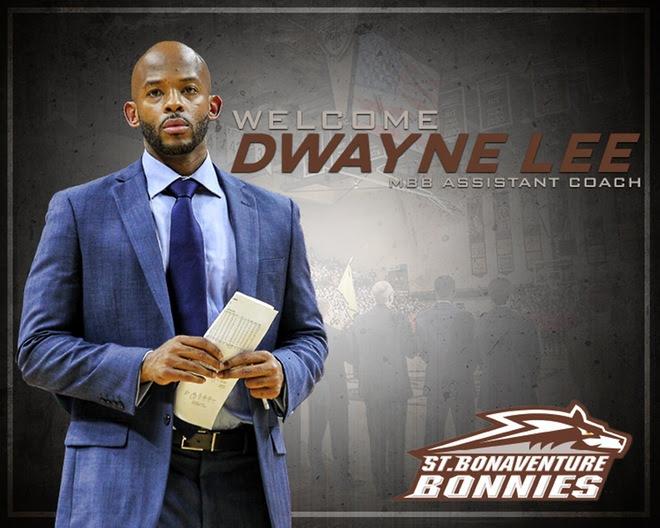 Dwayne Lee joins Bona coaching staff