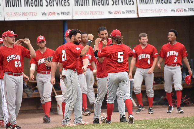 PGCBL Roundup: Geneva sweeps; Pioneers survive and Rivera goes yard