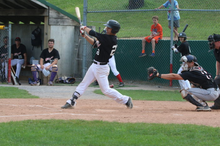 Adirondack's Simone, Oneonta's Wasilnak Honored As PGCBL Week 7 Players of the Week