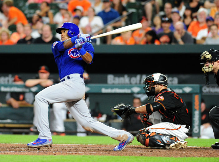 Five Cubs Go Deep; Boston Literally Walks Off; Mets Bats Come Alive
