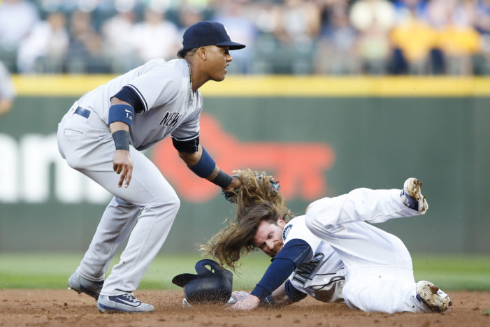 Lamb leads D-Back slaughter; Severino outduels Hernandez and Bucs sweep Brew Crew