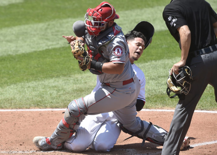 Pearce's granny gives Jays sweep; Tribe goes streaking and Nats hold HR derby