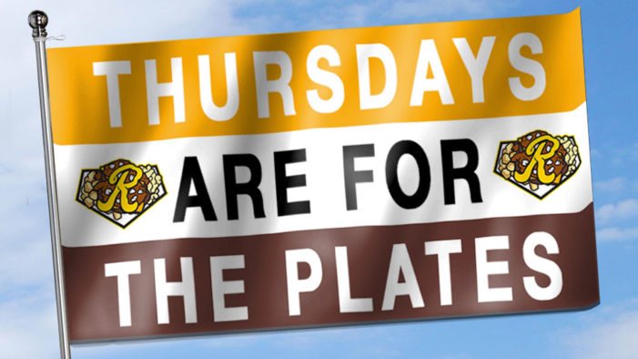 Thursdays are for the Plates in 2018