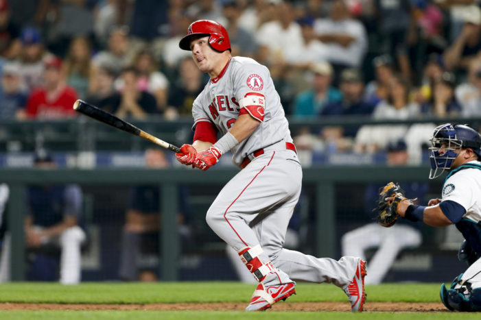 Gennett's granny, Trout's latest and Twins inch closer