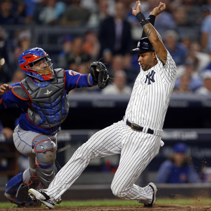MLB Roundup: Bettis dials zero in return, Stanton continues to slug and Cubs find form
