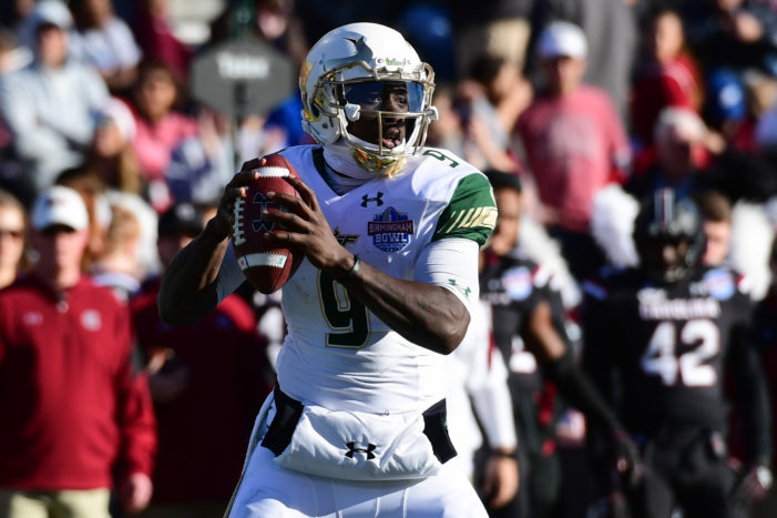 Love to make noise for Cardinal; Flowers starts campaign for Heisman