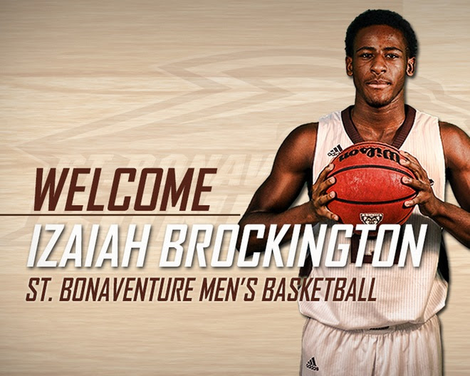 Izaiah Brockington joins Bonnies