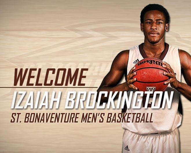 Izaiah Brockington joins Bonnies