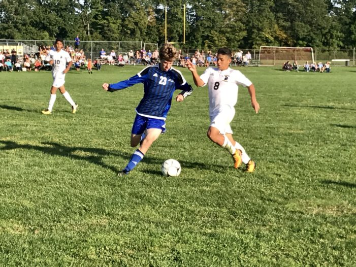 Bailey strikes gold, Churchville-Chili, Brockport stay undefeated and Fairport moves into tie atop DI