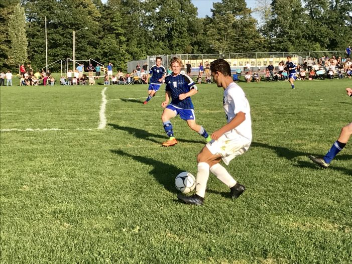 Athena and Brockport battle to scoreless draw