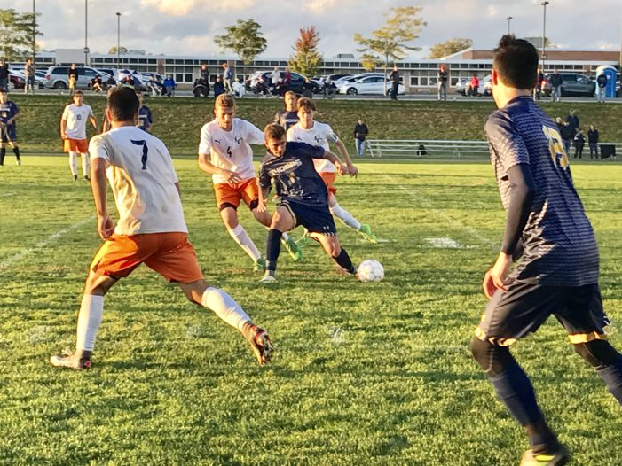 Parker connects; Churchville-Chili edges Webster Thomas