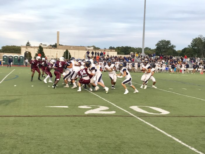 Varone and Victor hold off Aquinas