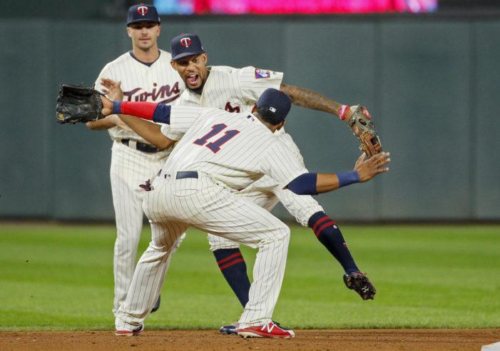 MLB Roundup: Houston Overcomes (Matt) Harvey, Yankees Top Red Sox, Twins Match U-Minn. Gophers with 17 Runs, Stanton Hits #52