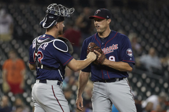 MLB Roundup: Vargas out duels Happ, Indians extend latest streak and Twins make statement