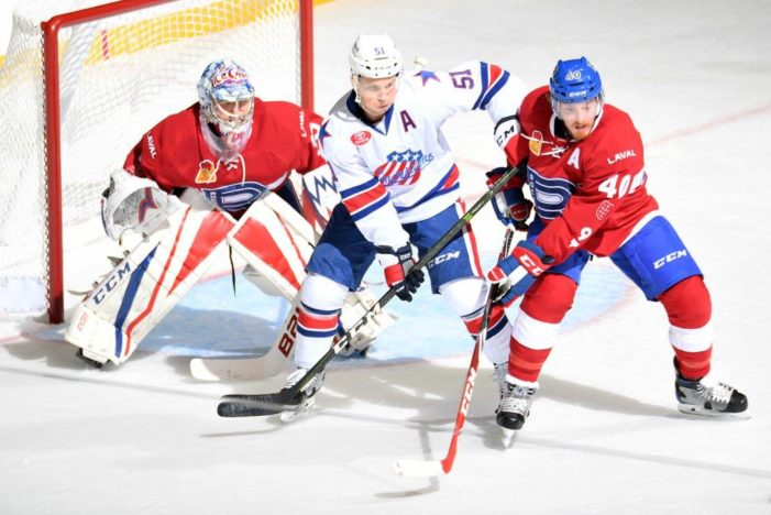 Big comeback propels Amerks to 4-3 OT win