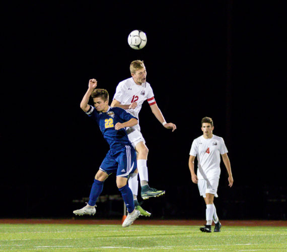 Hilton outlasts Victor, will face Fairport in semi-finals