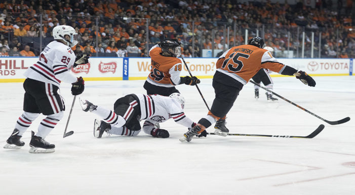 When a tie, even against Hockey East, feels like a loss for RIT