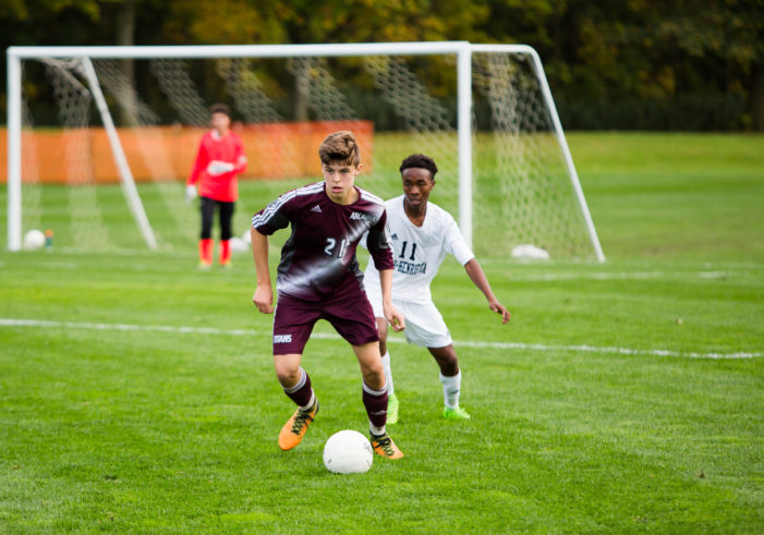 HF-L takes battle of state-ranked teams, Mendon nips arch rival and Arcadia runs unbeaten streak to eight