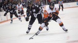 Brady Norrish and Logan Drackett garner Atlantic Hockey weekly honors