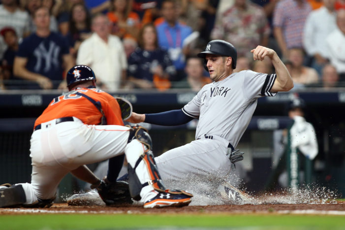 MLB Playoff Roundup: Keuchel dominates Yankees to open ALCS