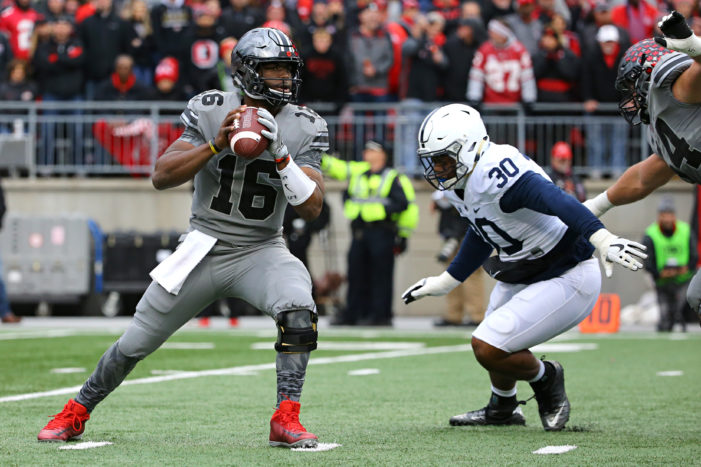 Barrett leads Ohio State rally for the ages, climbs into Heisman race