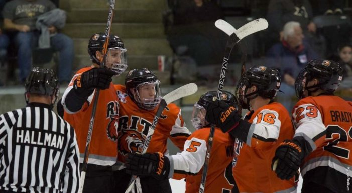 RIT men's and women's hockey 2018-19 season and single-game tickets to go on sale