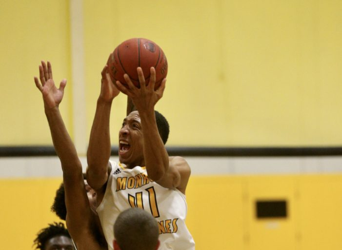 Tribunes pull away in second half, top Cecil