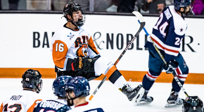 RIT drops conference opener on the road at Robert Morris