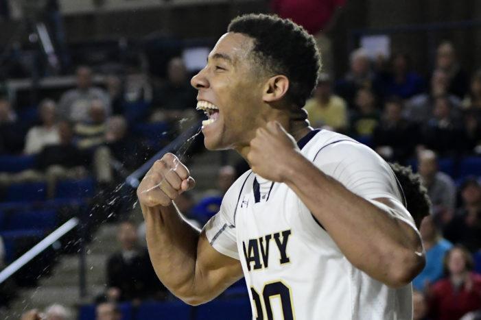 Navy defeats Pitt in Veterans Classic, 71-62