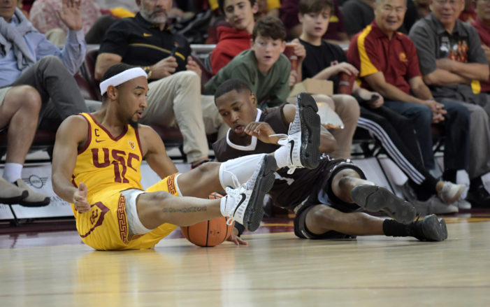 No. 10 USC proves too much for Lehigh, 88-63