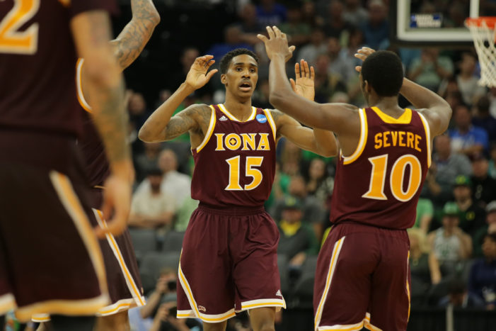 Gates-Chili's Much scores dozen in Iona win