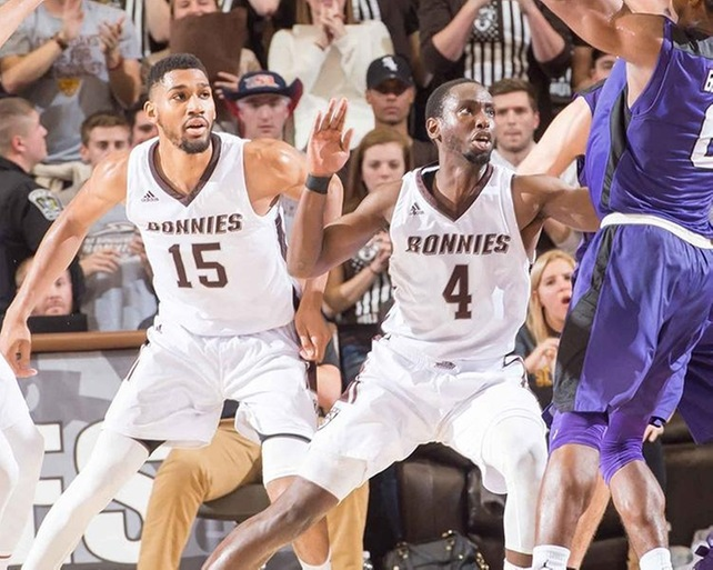 Freshmen, swarming defense propel Bonnies to 48-point win