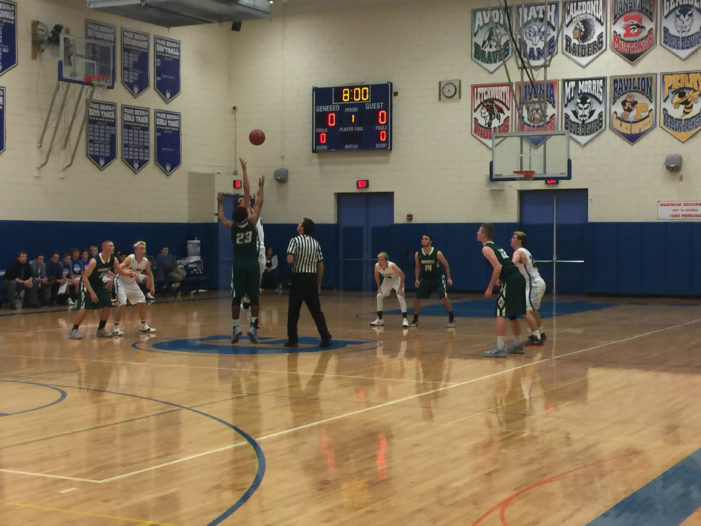 Avon holds off late Geneseo comeback