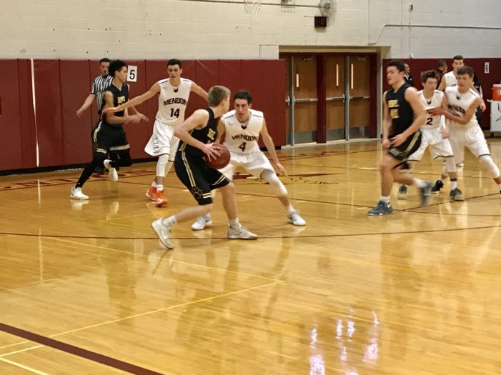 Cook leads second-half surge as Mendon tops HF-L