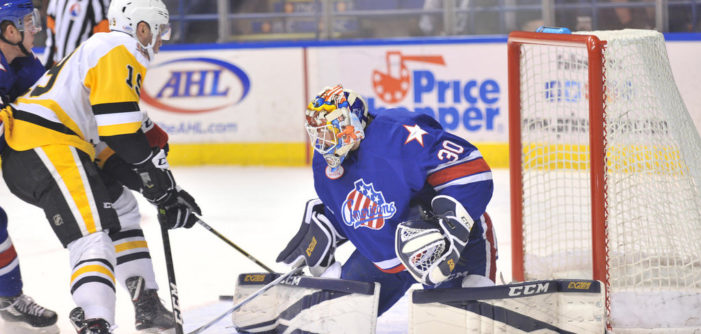 Ullmark, Smith headed to AHL All-Star Classic