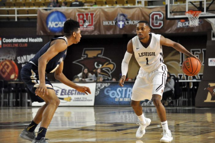 Lehigh's Ross named Patriot League Player of the Week