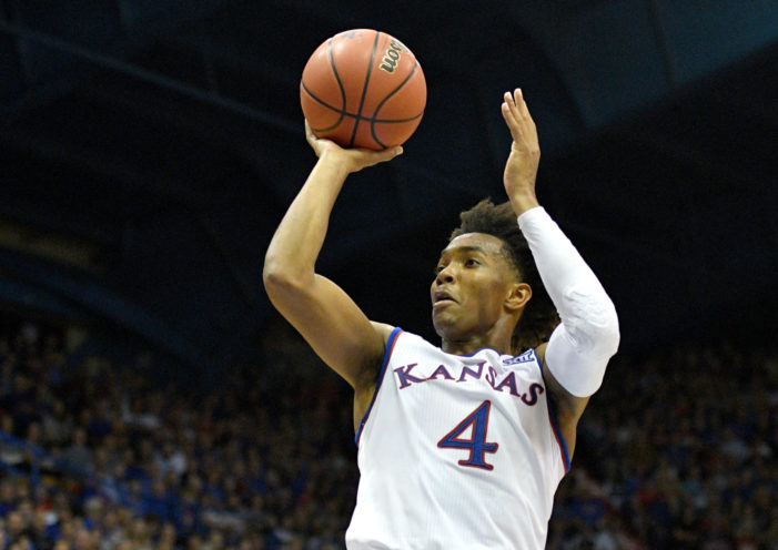 KU's Graham named Player of the Week