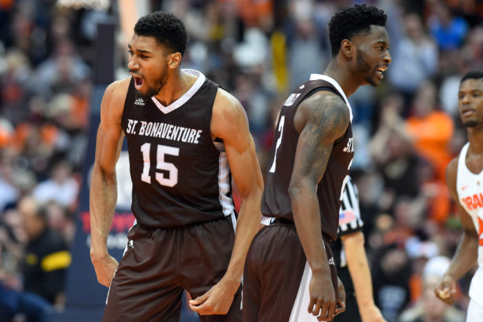 St. Bonaventure takes down Syracuse in overtime
