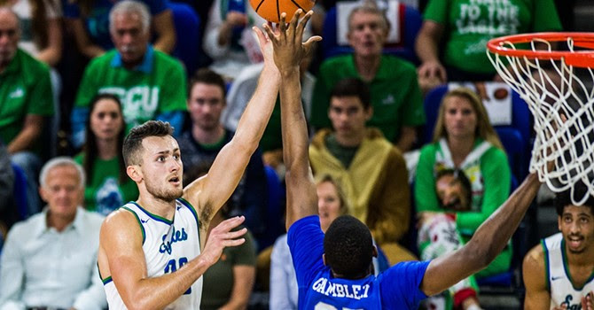 FGCU comeback falls short against Middle Tennessee