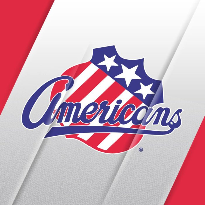 Redmond's return powers Amerks to win