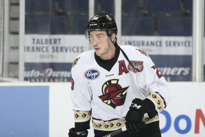 Hudson, Lane selected for ECHL All-Star Game