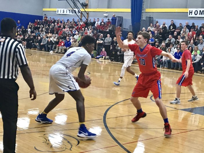 Drumgoole leads; Irondequoit holds off Fairport
