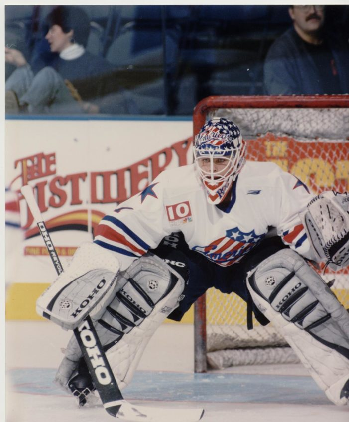 The Amerks week that forever changed Martin Biron's career
