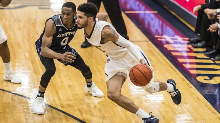 Canisius rolls to road win at Saint Peter's