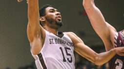 Opening Night Takeaways: Bonnies lose game to Bucknell, Griffin to injury