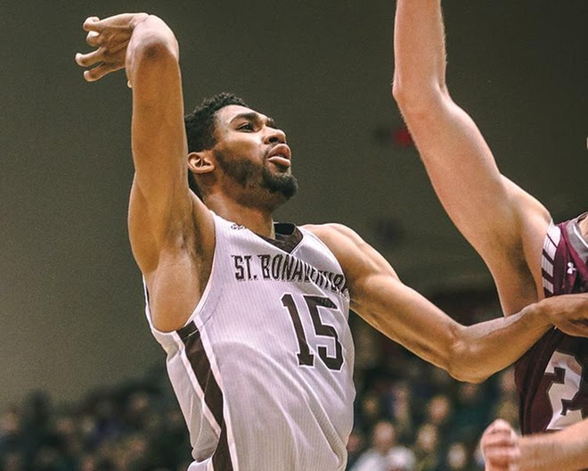 Griffin powers Bonnies by Fordham, 77-61