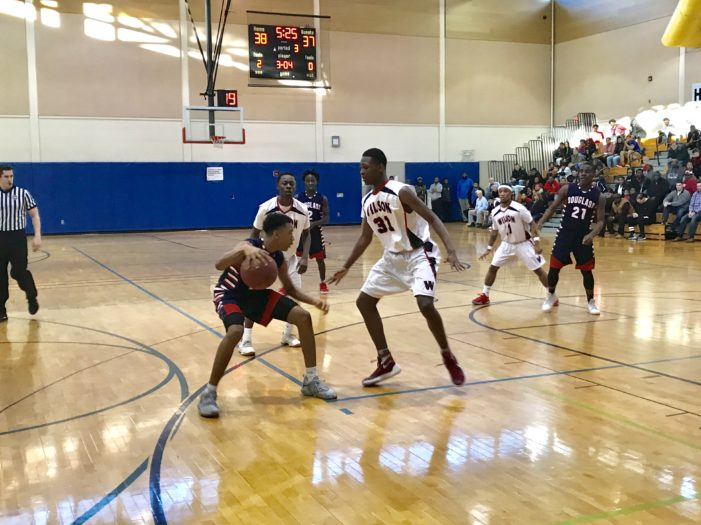 Flagler, Mitchell lead NE Douglass into the A2 semi-finals