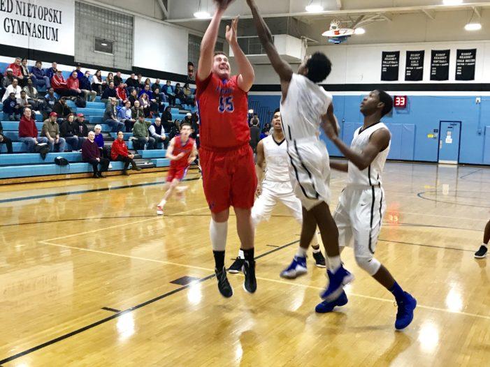 Sullivan delivers; Fairport dispatches Kearney